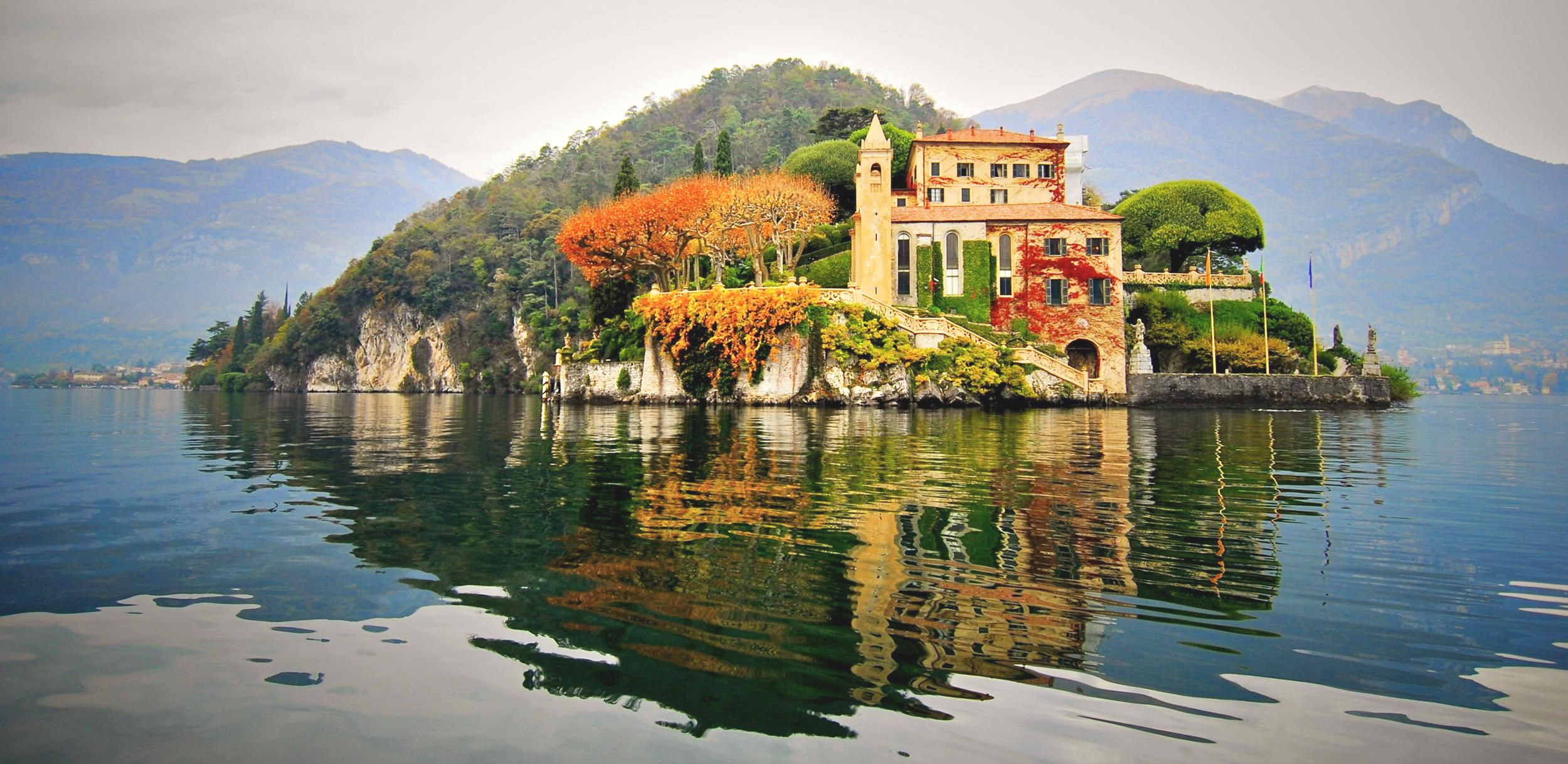 DHL and Intech Automazione – success stories on Lake Como
