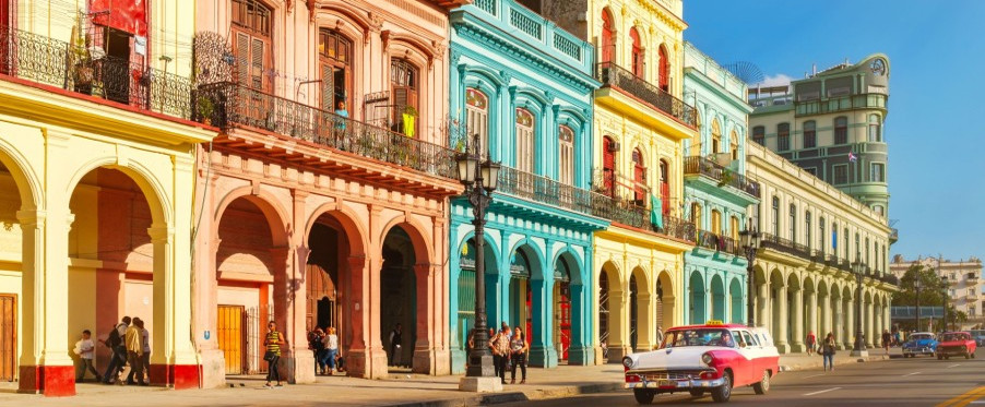 New Area Sales Manager for the Cuban market
