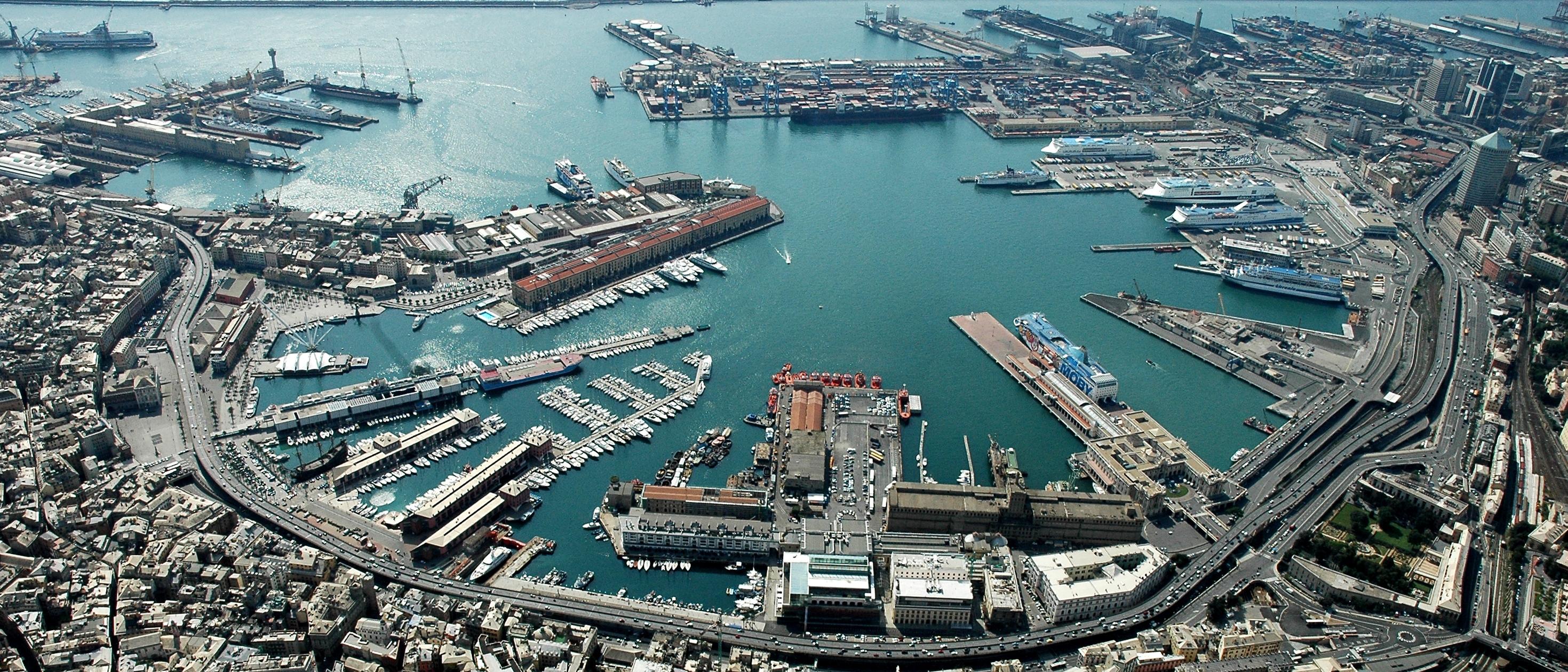 Intech Automazione at Genoa's MED Seawork