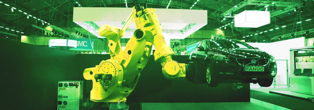 FANUC – new agreement with BMW