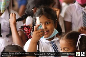 Intech's donation for Ceylon - 3