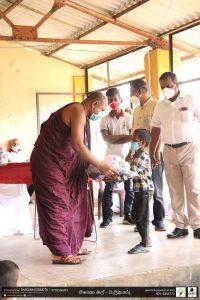 Intech's donation for Ceylon – I