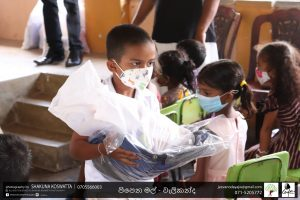 Intech's donation for Ceylon – x