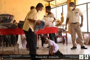 Intech's donation for Ceylon - 9