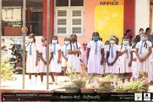 Intech's donation for Ceylon - 1