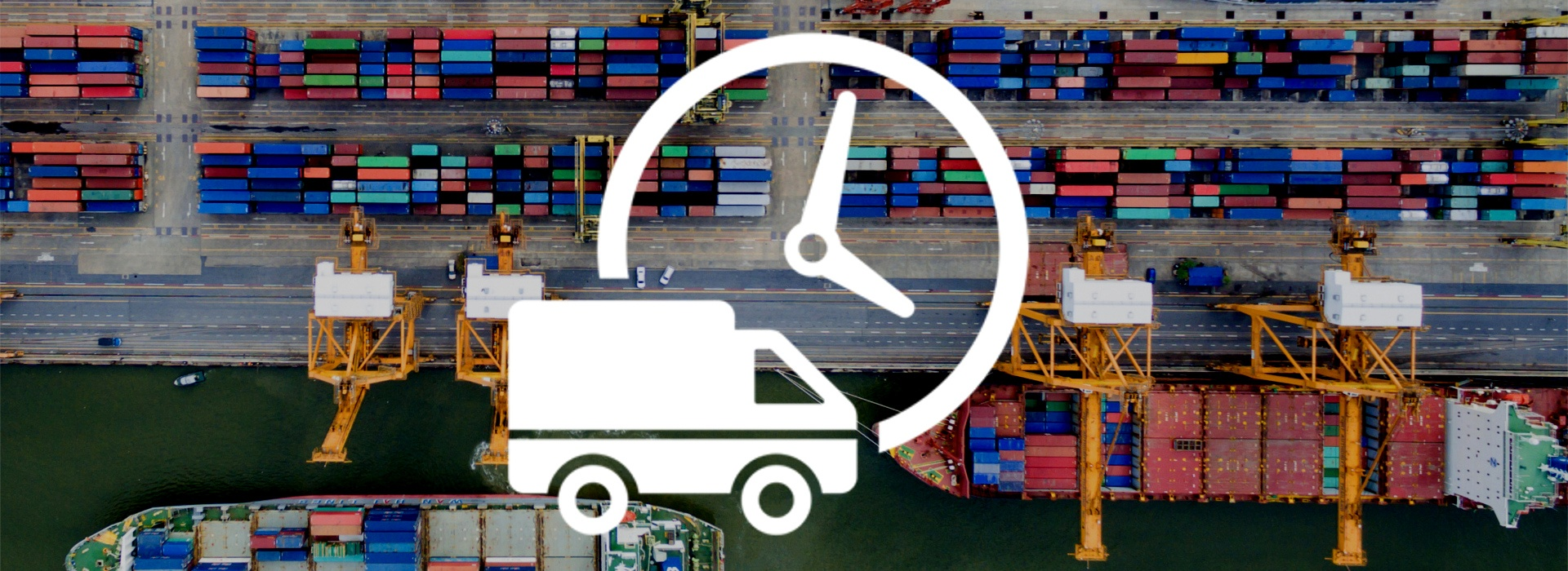 Camlogic – guaranteed delivery times
